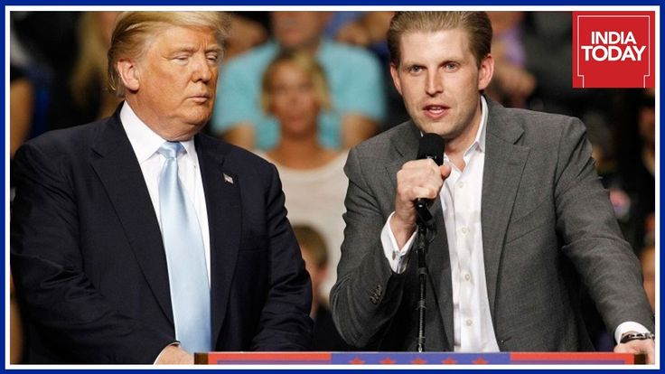 Donald Trump's Son Eric Trump Thanks Indians For Tremendous Support!  Note ftom me: it seems that the indians in the USA (not the natives, but the ones from India) voted Trump!   Reblogged from India Today on YouTube - link https://www.youtube.com/watch?v=lYlqM_RS5a4  The rights for this video belong to India Today