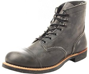 Prezzi e Sconti: #Red wing iron ranger charcoal rough tough  ad Euro 296.48 in #Red wing #Modaaccessori scarpe stivali