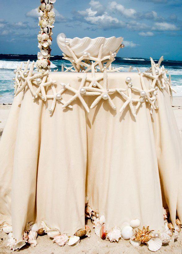10 Ideas For Beach Weddings