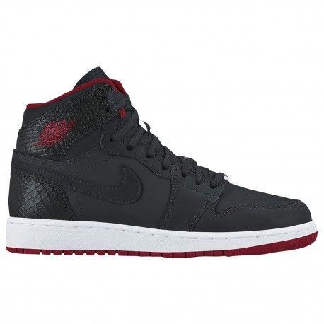 $74.99 #ibl #dbl #dblindonesia #ist #spokatology  #kicksology  red white black jordan 1,Jordan AJ 1 High - Boys Grade School - Basketball - Shoes - Black/Gym Red/White-sku:05300021 http://jordanshoescheap4sale.com/1243-red-white-black-jordan-1-Jordan-AJ-1-High-Boys-Grade-School-Basketball-Shoes-Black-Gym-Red-White-sku-05300021.html