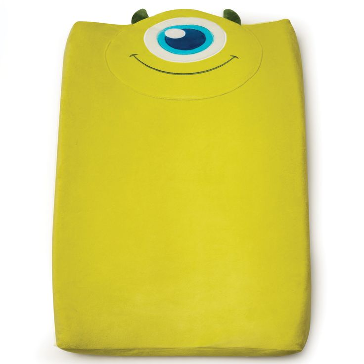 MONSTERS, INC. Mike Character Changing Pad Cover