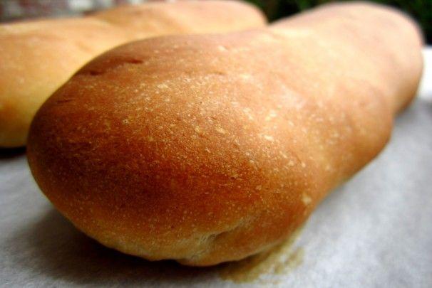 Cuban Bread (Pan Cubano). Photo by gailanng