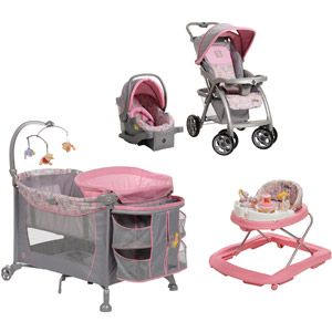 Disney Branchin Out Collection Baby Gear Bundle Youtube