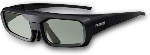 Epson ELPGS03 RF 3D Glasses