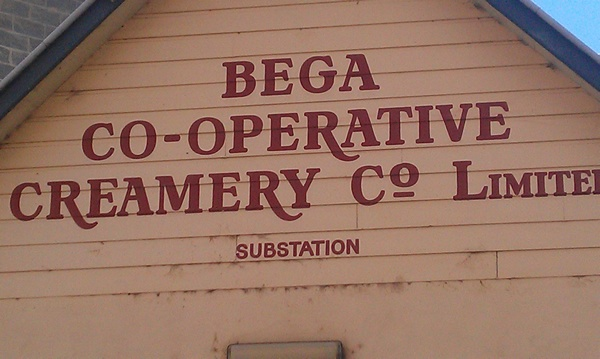 Bega cheese factory, Bega NSW