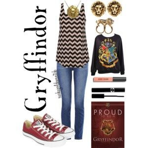 The Hogwarts House Collection: Gryffindor