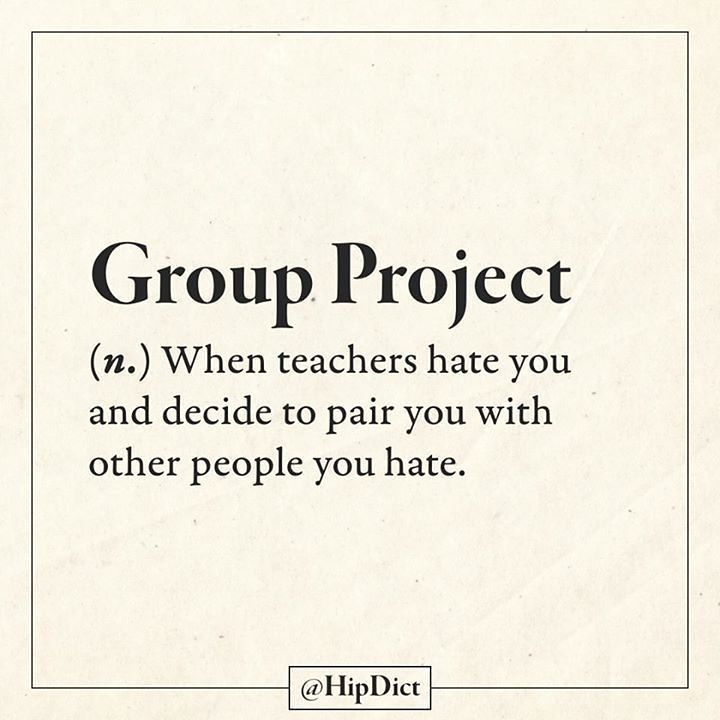 """group project "" it's all about hate"