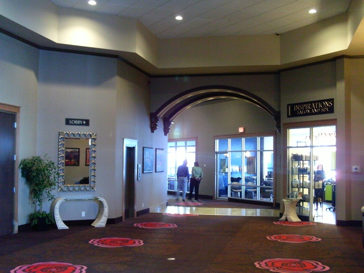 For a little pampering, stop by Inspirations Salon - conveniently located along the indoor plaza between the Camrose Resort Casino and the Best Western Plus hotel.