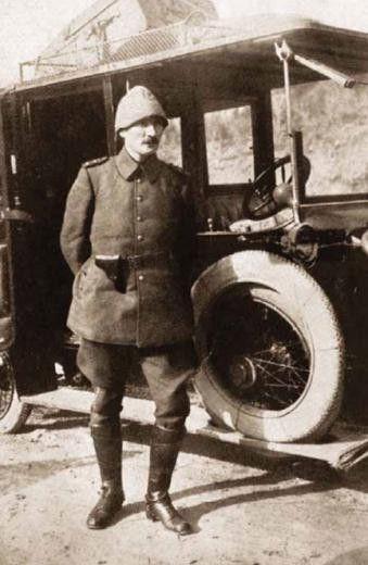Mustafa Kemal gelibolu çanakkale 1915