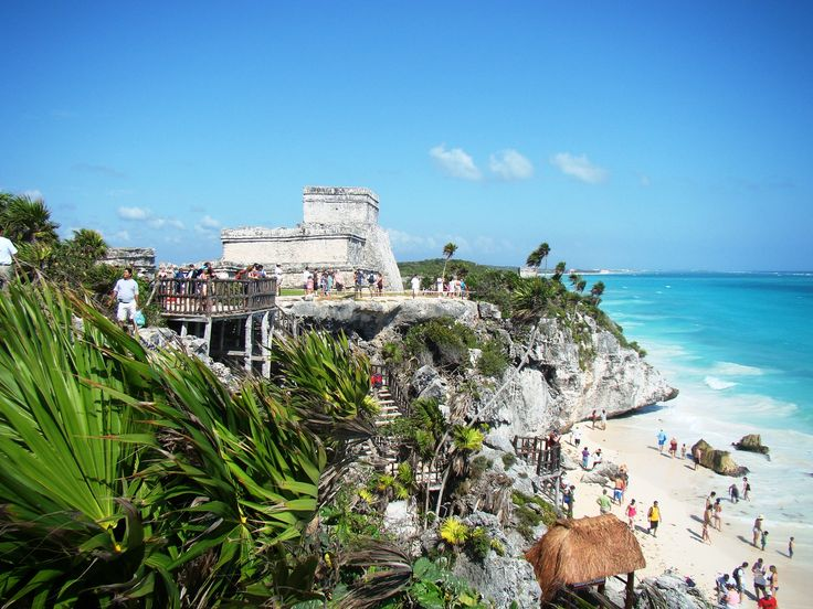 Tulum, Cancun, Mexico.