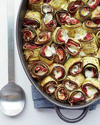 Ratatouille Spirals Recipe on Food & Wine