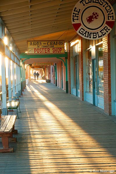 Tombstone, Arizona - one of my favorite vacation spots ever!