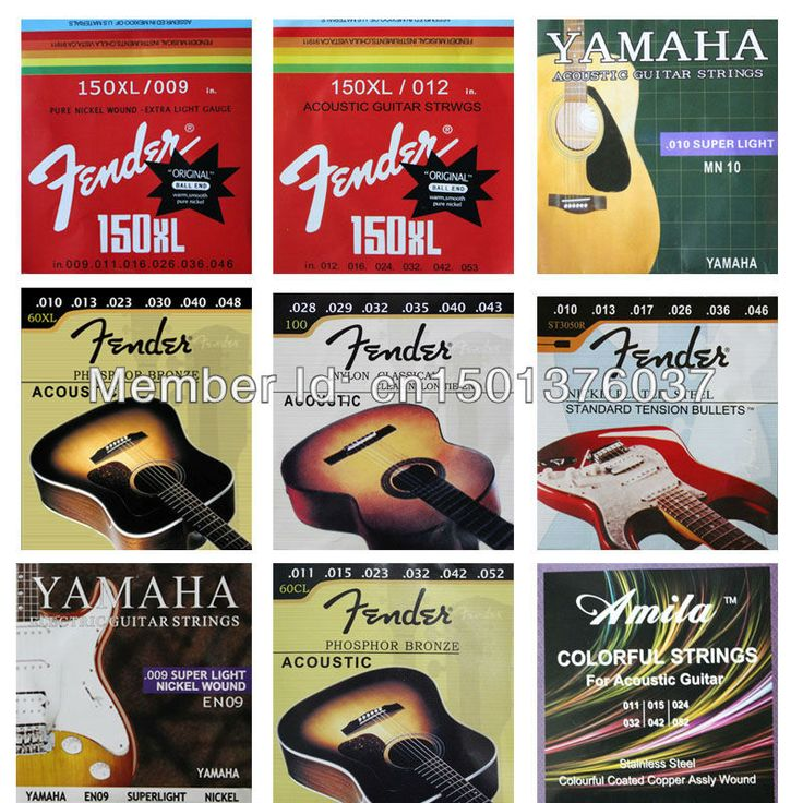Where Can I Buy Guitar Strings