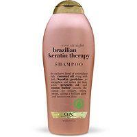 OGX - Ever Straight Brazilian Keratin Therapy Shampoo in  #ultabeauty