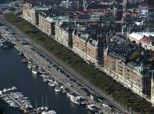 Les 10 villes les plus sûres du monde pour 2015: Stockholm (Suède)