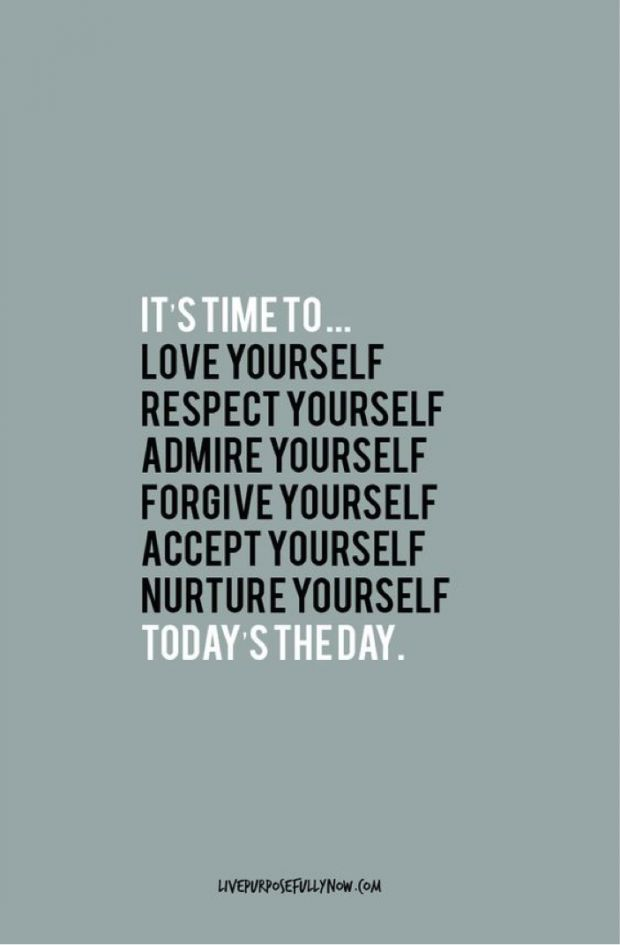 Love Yourself: The Key to Self Confidence