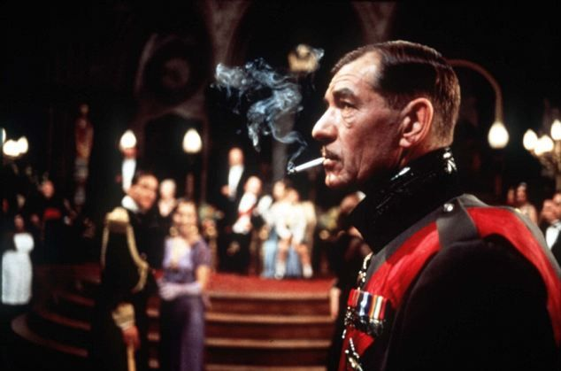 Ian McKellen in a scene from the film Richard III: William Shakespeare's derisory portrayal describes the monarch as as a 'deformed' and 'unfinish'd', jealous, and ambitious hunchback.