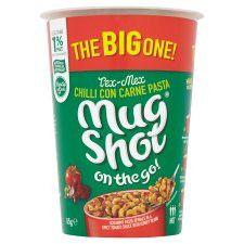 Mugshot Big Eat Chilli Con Carne 85G