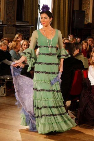trajes de flamenca pol nuñez - Buscar con Google