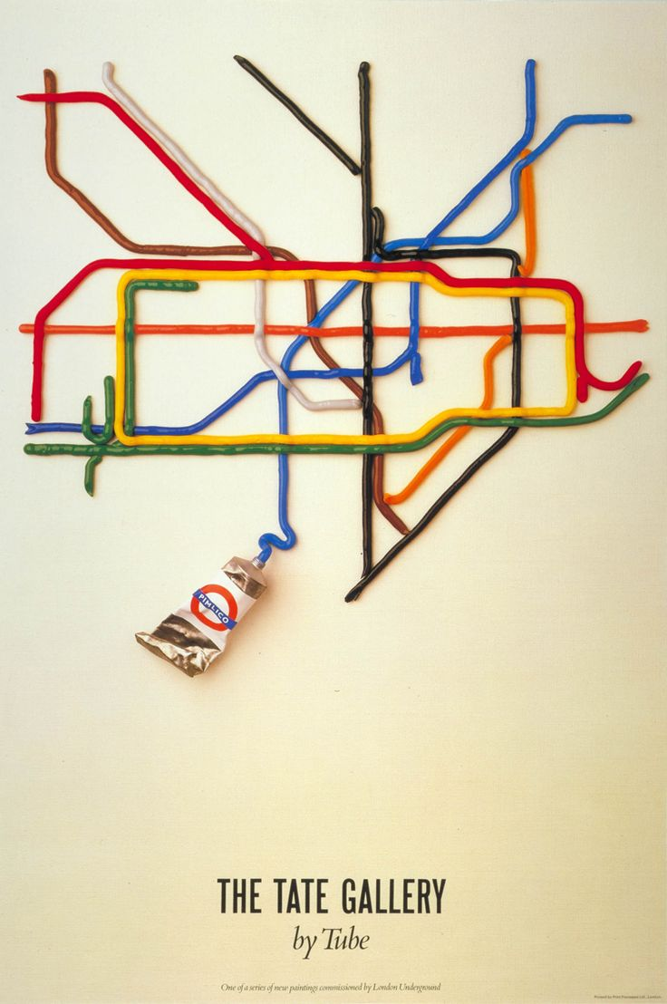 The Tate Gallery By Tube (1986)