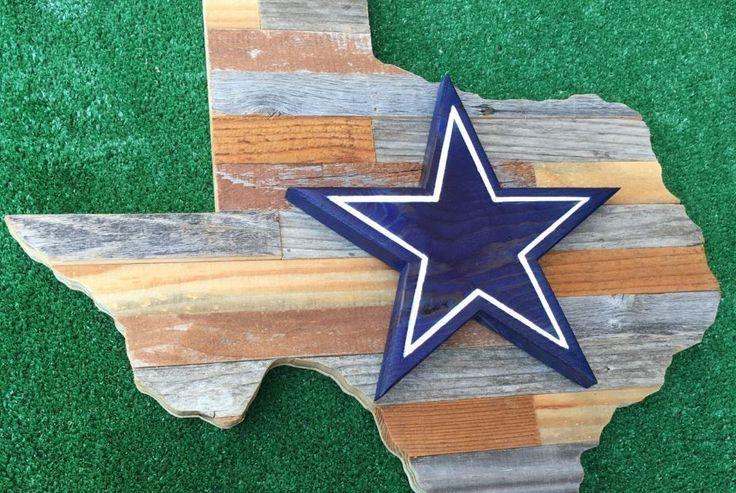 #ebay #Dallas #Cowboys #Sports #Wall #Decor #Sign #Wooden #Man #Cave #Reclaimed #Wood #NFL #Team #DallasCowboys
