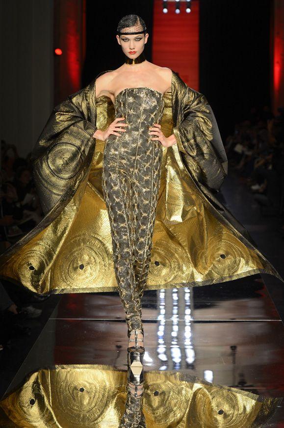 Jean Paul Gaultier couture 2012