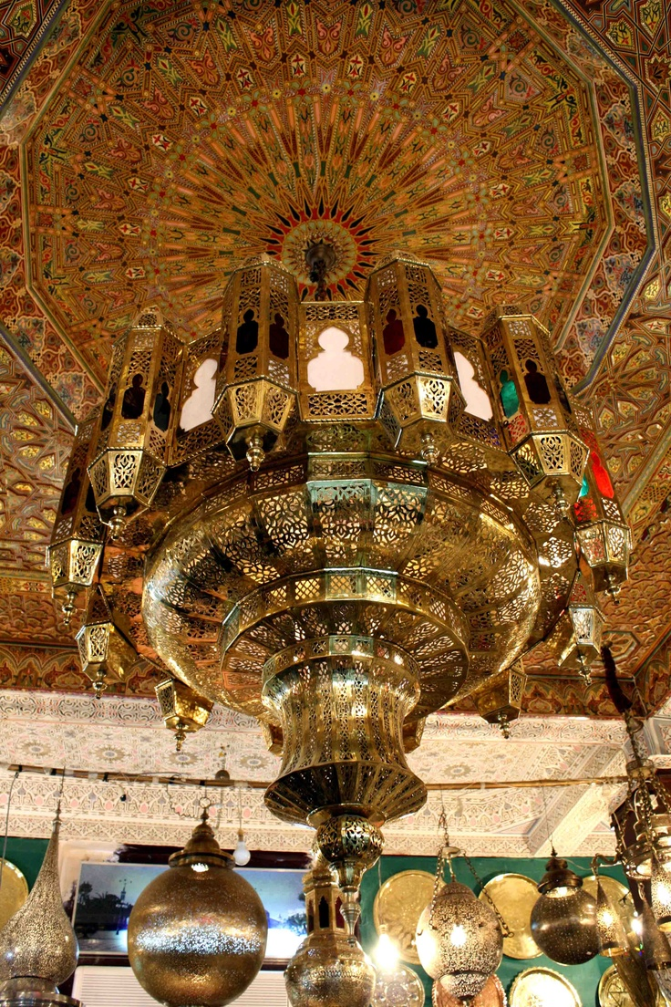 316 best islamicoriental lighting myo images on pinterest chandelier fes morocco maroc dsert exprience tours http arubaitofo Choice Image