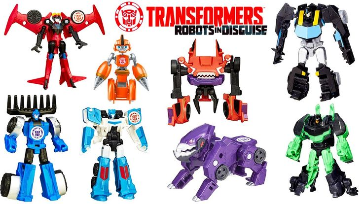 New Transformers Toys Step Changers with Bumblebee and More! This Huge Collection has Legion Class from Waves 2 3 4 5 and 6. Watch for Transformers The Last Knight Toys Coming Soon! More Fun Transformers Videos For Kids! Transformers One Step Changers Wave 1 2 3 5 6 7 Bumblebee Optimus Prime Robots in Disguise Toys - https://youtu.be/nxjor1P0JAI Transformers Robots in Disguise McDonalds Happy Meal Toys Bumblebee Optimus Prime - https://youtu.be/p67fBidosFs Transformers Generations Combiner…