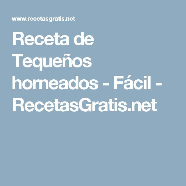 Receta de Tequeños horneados - Fácil - RecetasGratis.net