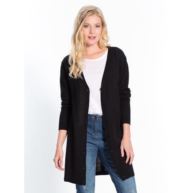 Chaqueta de punto 50% lana merina, estatura superior a 1,60m BALSAMIK