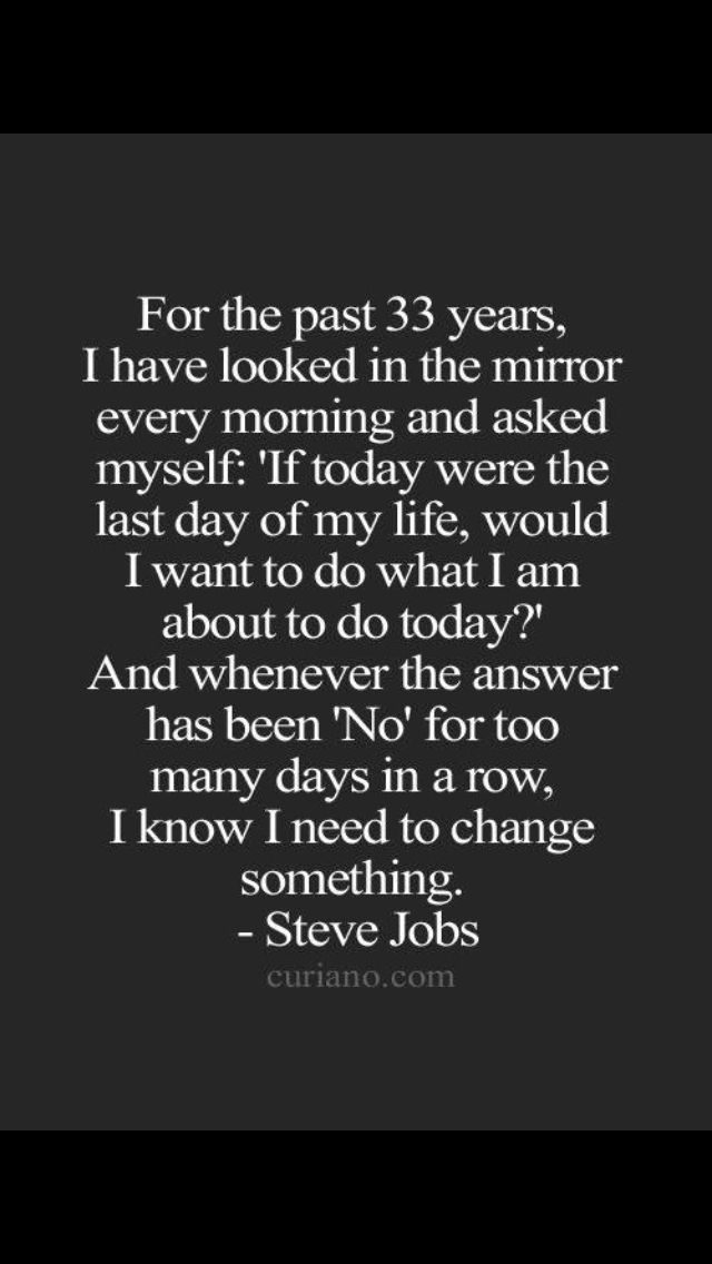 Steve Jobs Quote    Top 10 Best Inspiring Quotes About Change
