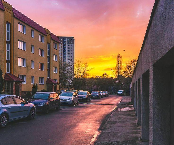 Poznań ul. Dymka Więcej na snapchat: poznagram   #poznagram #poznangram #poznan #poznań #posen #poland #polska #igers #vscocam #vscopoland #vsco #igerspoland #spring #city #walk #architecture #architektura  #sun #clouds #bluesky #building #people #cars #trees #citycentre #huntgrampoland #huntgram #artystycznapodroz #visualsgang #polskarchitektura by poznagram