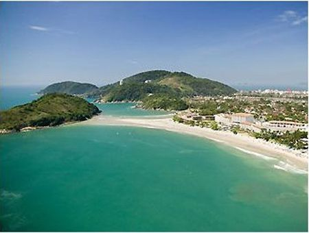Guaruja, Brazil - a beautiful island with great beaches and gorgeous homes