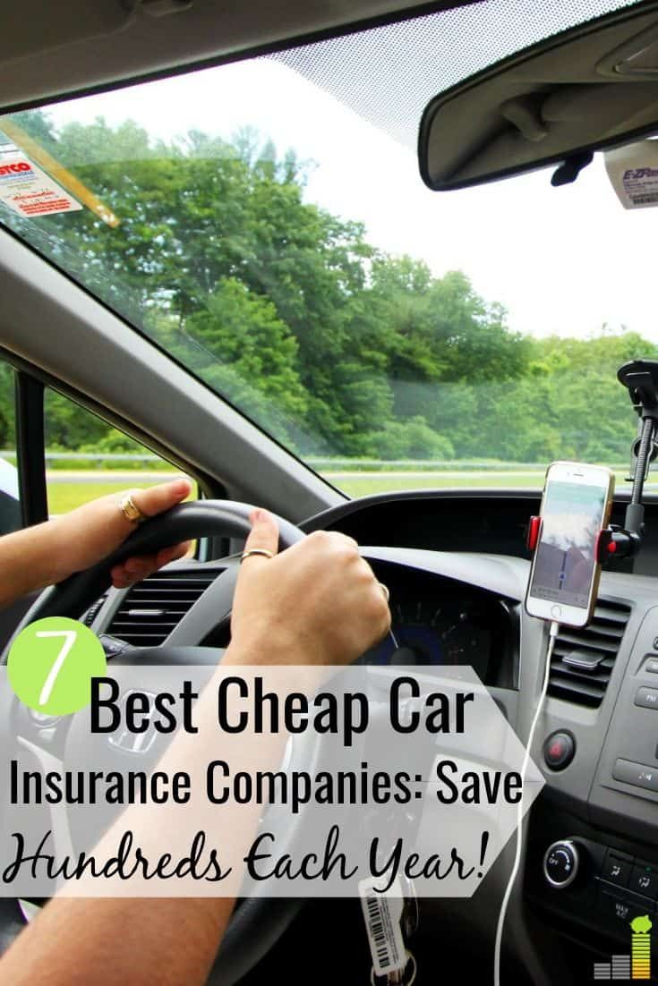 8 Best Cheap Car Insurance Companies For 2020 Best Cheap Car