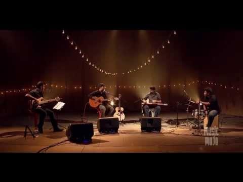 Kadhal seidhi by Sean Roldan & friends live at Music Mojo; Song written & composed by Sean Roldan, Vocals: Sean Roldan, Guitar: Pradeep, Bass: Mani, Percussion: Praveen Sparsh, Director: Sumesh lal; Production head: Sujith Unnithan; DOP - Vipin Chandran; Camera - Viju, Ajith, Joshi, Manu, Mahesh; Editor: Jobin Sebastian; Sound - Tennyson; Sound Engineer - Summy Samuel, Recording Engineer - Prashanth; Lights - Cameo; Production co-ordination: Hari krishnan