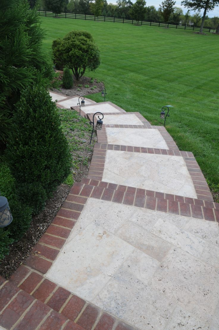 Concrete Front Walk : Best images about front stoop walkway ideas on