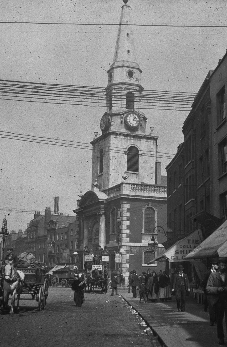 St George the Martyr Church, Borough.