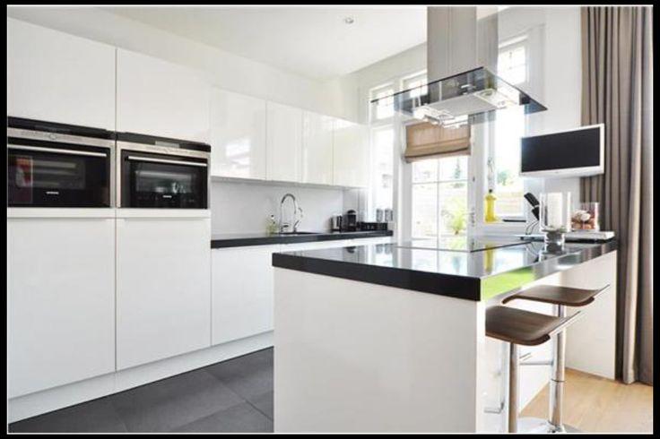 Open keuken keuken pinterest gardens - Keuken open concept ...
