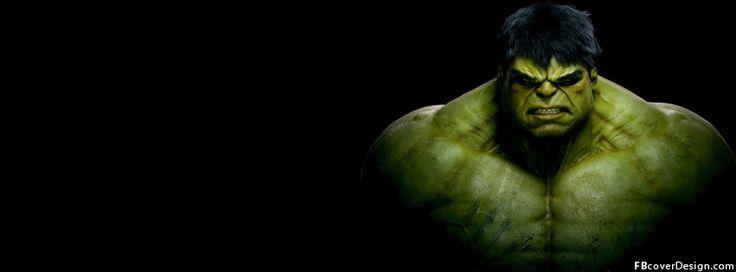 Hulk Smash Facebook Covers | FBcoverdesign.com