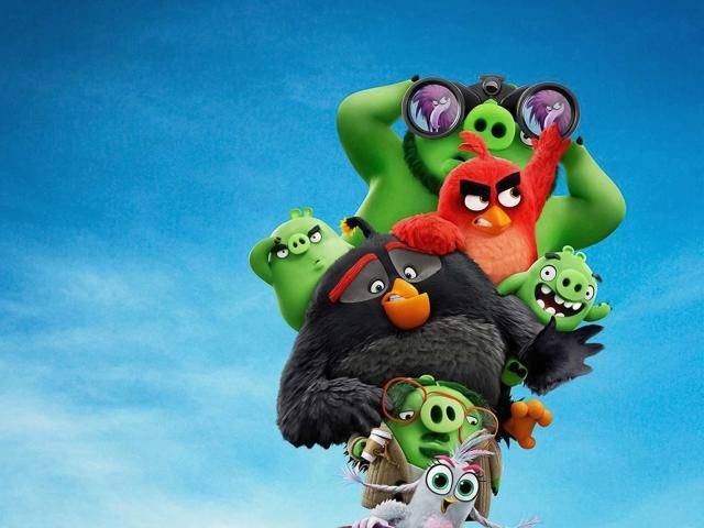 Collection Of The Angry Birds Movie 2 Hd 4k Wallpapers Background Photo And Images Angry Birds Movie Angry Birds New Disney Movies