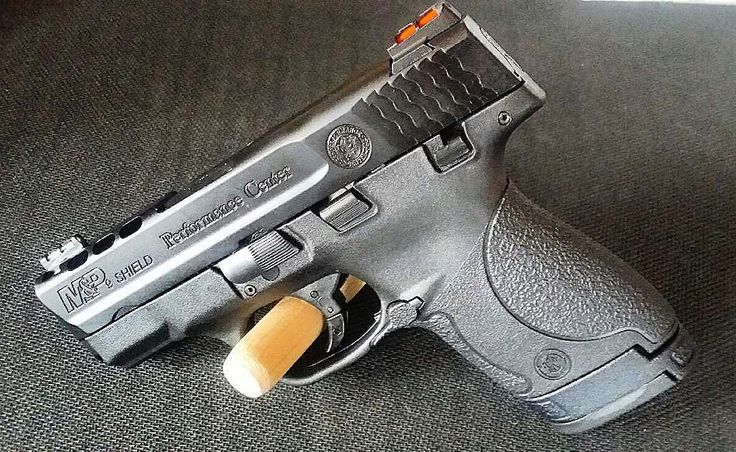 M P Ported Shield 9mm Of 17 Best Images About Smith Wesson M P Shield On