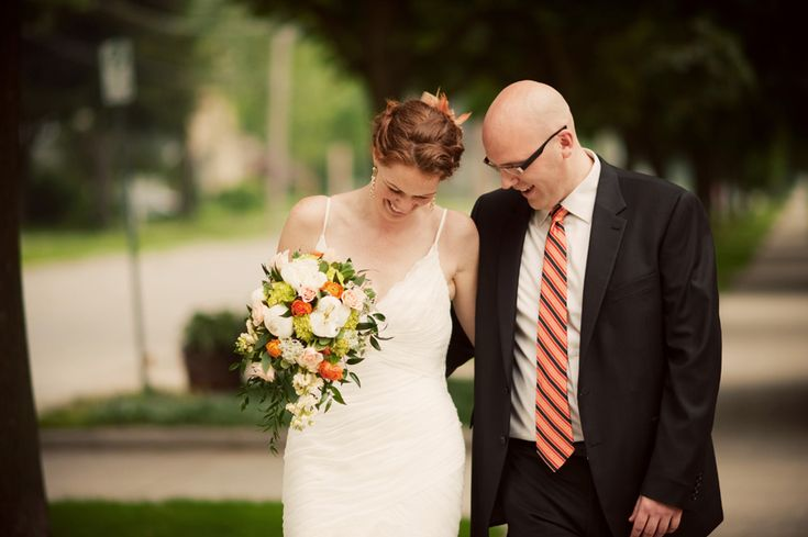 """Instead of having your photographers take """"first look"""" pictures, have them take shots of you and your dad spending time together before the ceremony.  Make memorable moments..."""