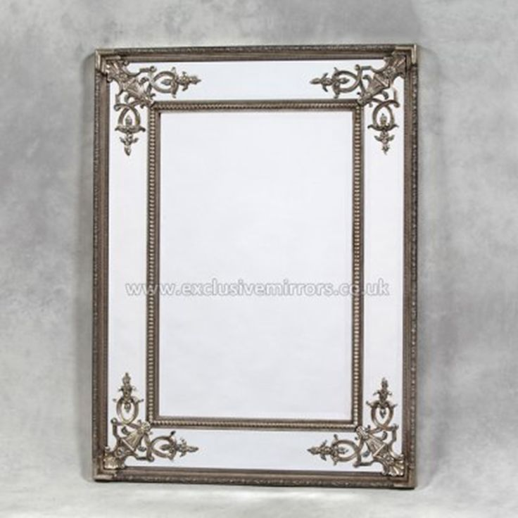 Silver Cimiero wall mirror as featured in the living space on Cowboy Builders & Bodge Jobs