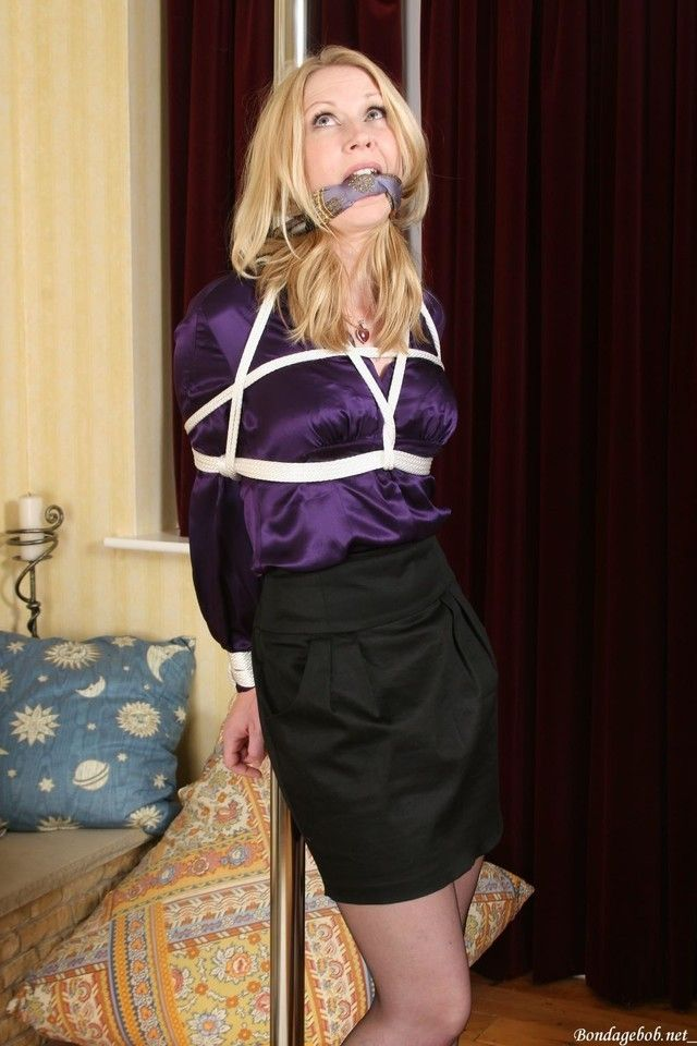 Pin by Michael Behrle on lady ladies tied up and gagged