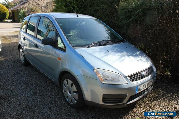 Ford Focus Cmax Diesel Spares Or Repair Ford Focuscmax