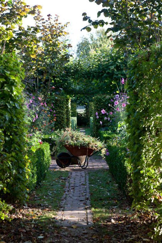44 best Monty Don\'s garden images on Pinterest   Cottage gardens ...