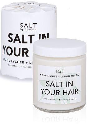 Salt by Hendrix Salt in Your Hair Candle