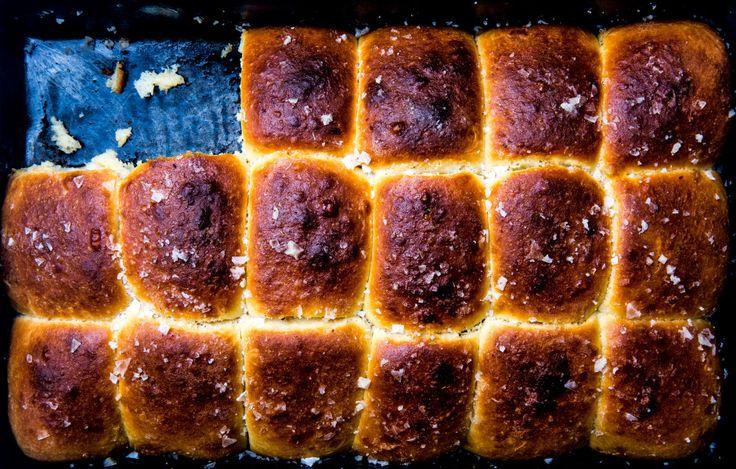 Use these to make amazing leftover turkey sandwiches.