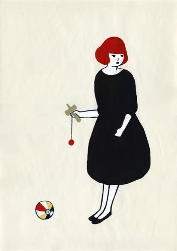 Sato Kanae  Illustrator