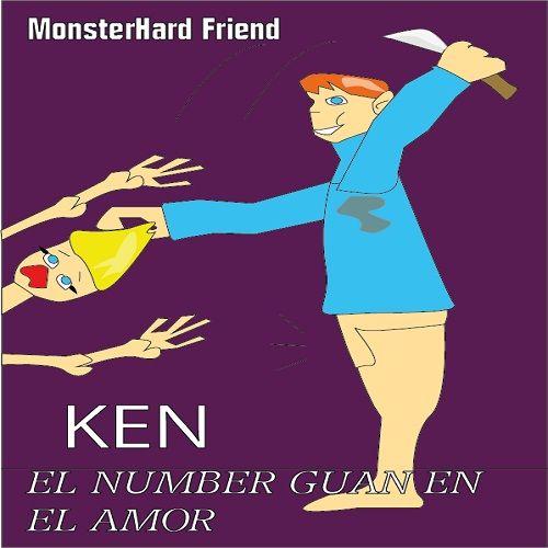 Ken the ripper of Barbies